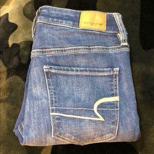 👖 American Eagle Super Stretch Jeans Pants Bottom